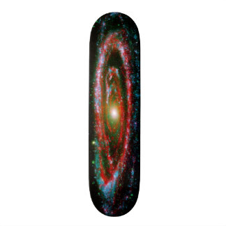 Andromeda Gallaxy Mini Skateboard Bräda 18,7 Cm