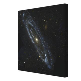 Andromedagalax Canvastryck