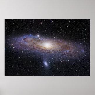 Andromedagalax Poster