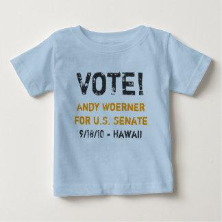 Andy för U.S.-senaten Hawaii Tröja