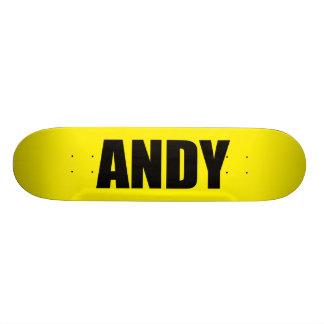 Andy Skateboard Bräda 19,5 Cm