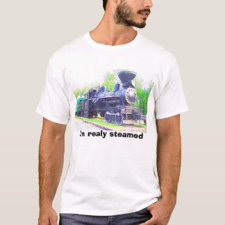 Ångatåg, I-förmiddag som ångas egentligen T Shirt