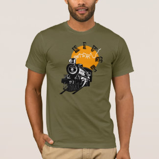 Ångatåg Tee Shirt