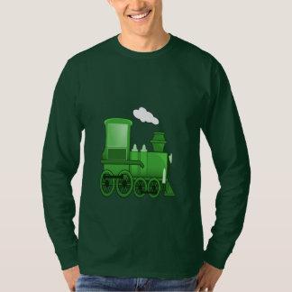 Ångatåg Tee Shirts