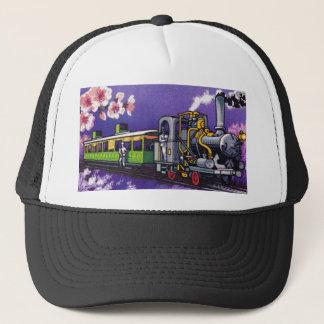 Ångatåg Truckerkeps