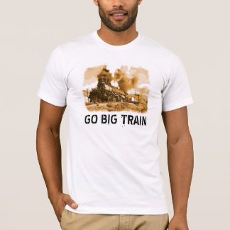 Ångatåg Tshirts