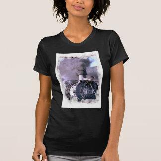 Ångatåg USA T Shirts