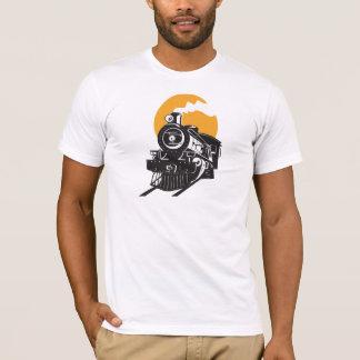 Ångatågmanar T-tröja Tshirts