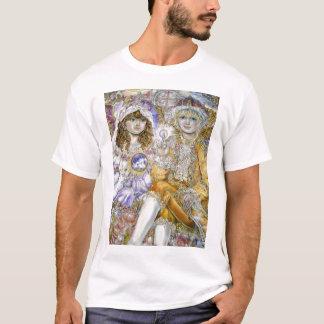 Ängel Ariel och Hani L. T-shirt