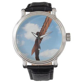 Ängel av den norr klockan armbandsur