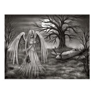 Ängel av Souls Vykort