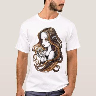 """Ängel för kristallkula """"för Seika"""" bärnsten bästa T Shirts"""