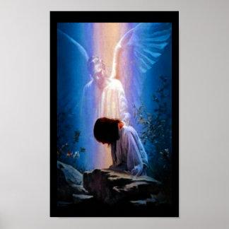 Ängelbön Poster