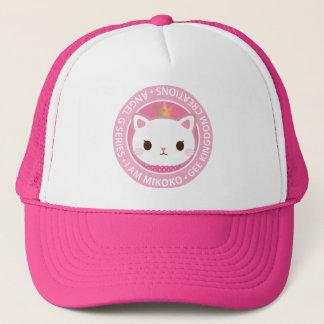 Ängelkatt, princessen Mikoko, hatt Keps