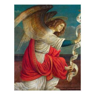 Ängeln Gabriel - Gaudenzio Ferrari Brevhuvud