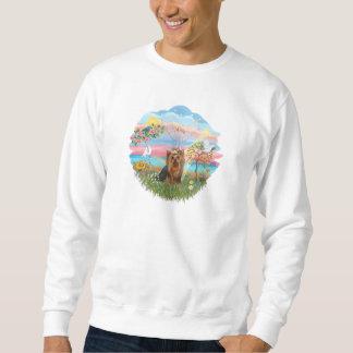 ÄngelStjärna-Yorkshire Terrier (#7) Sweatshirt