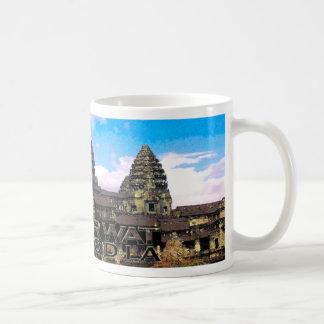 Angkor Wat Kaffemugg