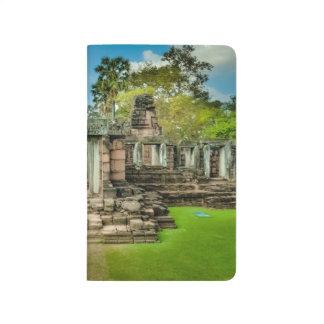 Angkor Wat tempelCambodja UNESCO Anteckningsbok