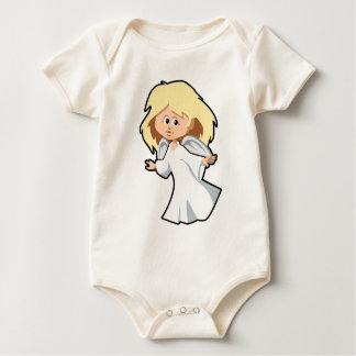 Änglar Body För Baby
