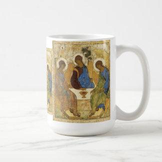 Änglar på Mamre Trinity Kaffemugg