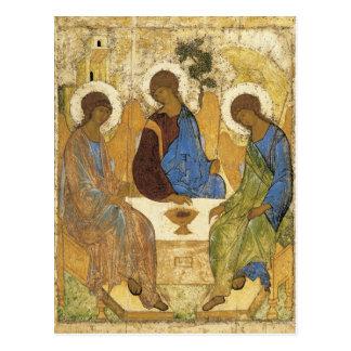 Änglar på Mamre Trinity Vykort