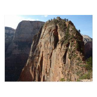 Änglar som landar på den Zion nationalparken Vykort