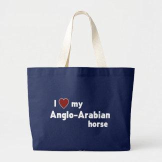 Anglo-Arab häst Jumbo Tygkasse