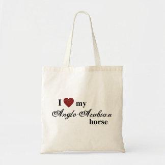 Anglo-Arab häst Tygkasse