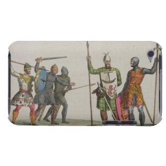 Anglo-Saxon krigare, pläterar 14 från 'historienol iPod Touch Fodraler