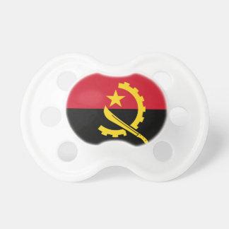 Angola flagga napp