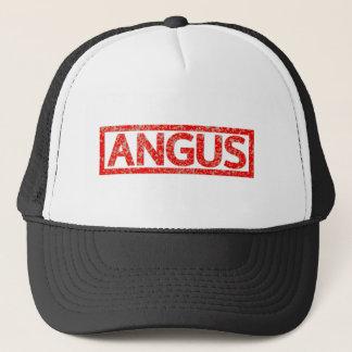 Angus frimärke truckerkeps