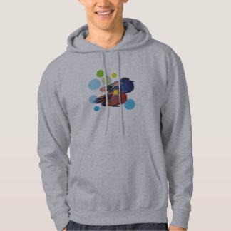 anka-något liknande fåglar kopplar ihop sweatshirt med luva