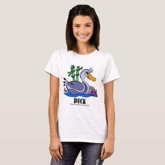Anka vid Lorenzo kvinna T-tröja T Shirt