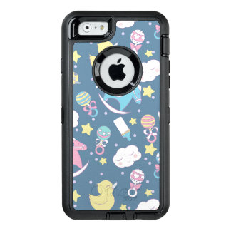 Ankababy shower OtterBox iPhone 6/6s fodral