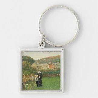 Änkan, 1895 (olja på kanfas) nyckelringar