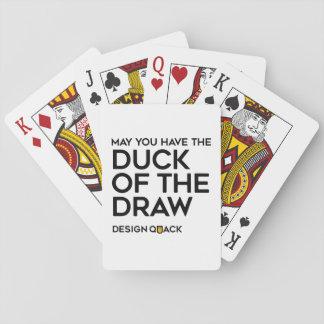Ankan av attraktionen casinokort