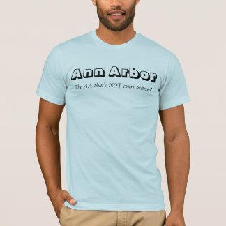 Ann Arbor. AA Tee Shirts