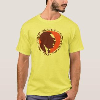 Ann Arbor deppighet och jazz 1973 T-shirts