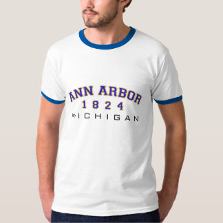 Ann Arbor MI - 1824 Tee