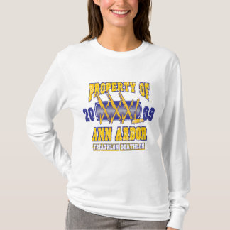 Ann Arbor Triathlon T-shirt