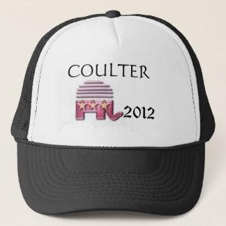 Ann Coulter 2012 Truckerkeps