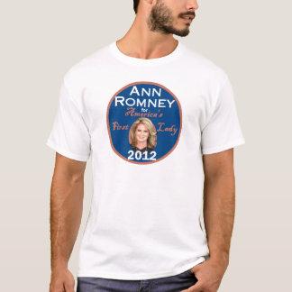ANN ROMNEY TEE SHIRT