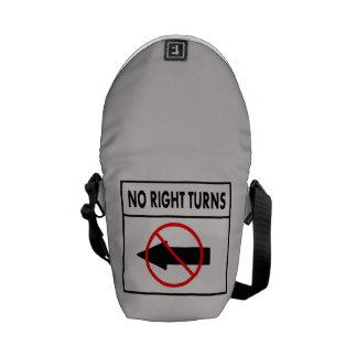 Annan höger! kurir väska
