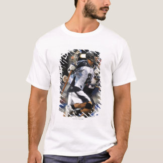 ANNAPOLIS MD - JUNI 25:  Justin smed #2 4 T-shirt