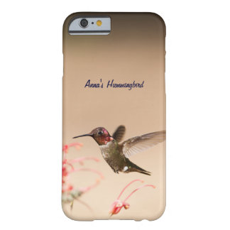 Annas Hummingbird Barely There iPhone 6 Fodral