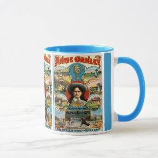 Annie Oakley - mugg