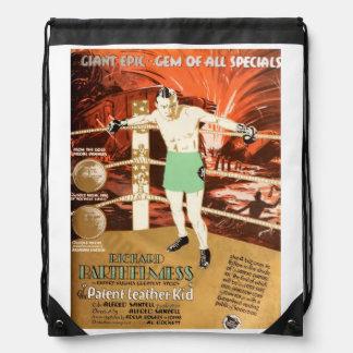 Annons för Richard Barthelmess 1927 tyst filmutstä Gympapåse