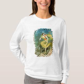 """Annonsering för """"Humber cyklar"""" (färglithoen) T Shirts"""