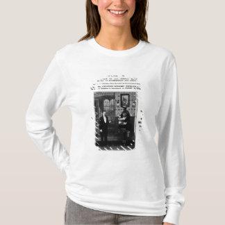 Annonsering för Maskelyne & Devants gåtor T Shirt