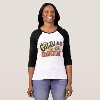 Annonsering liten och nätt Reine för T Shirt